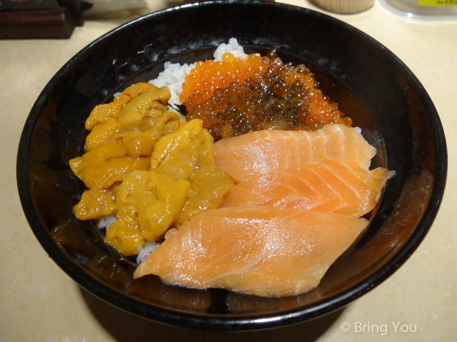 【新宿歌舞伎町平價餐廳】若狹家:傳說中平價又新鮮的生魚片海鮮丼之反推文