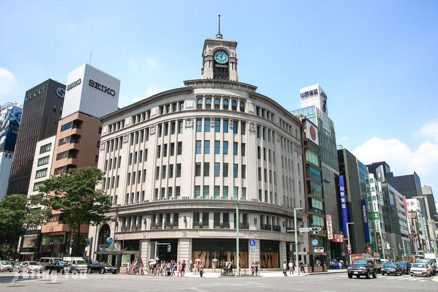 東京車站附近景點