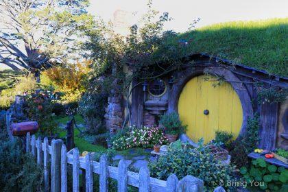 【紐西蘭哈比屯】魔戒迷必訪的MATAMATA景點,到夏爾HOBBITON中土世界找哈比人吧!