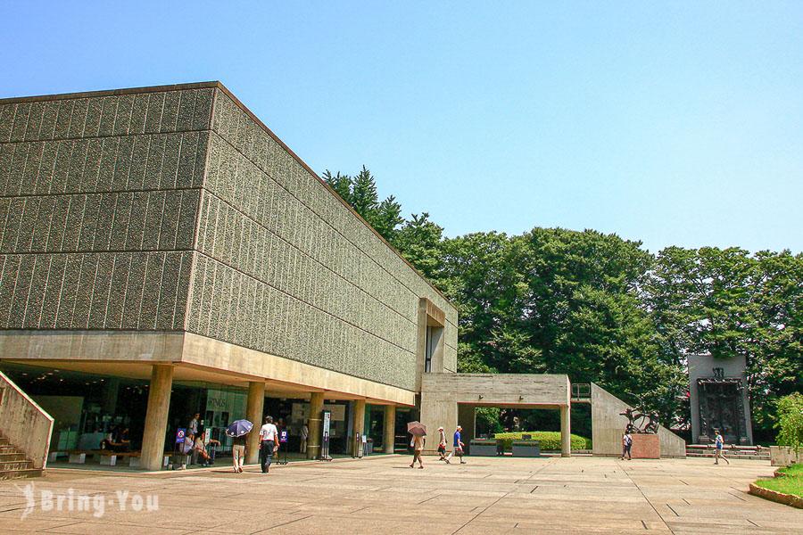 東京上野公園景點