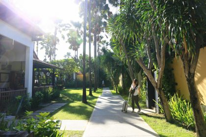 【峇里島住宿之額外享受】Alaya Dedaun Kuta 葉子别墅飯店,按摩SPA奢華體驗