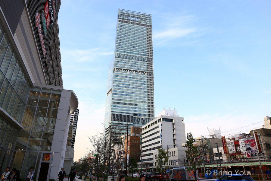 大阪天王寺阿倍野地區