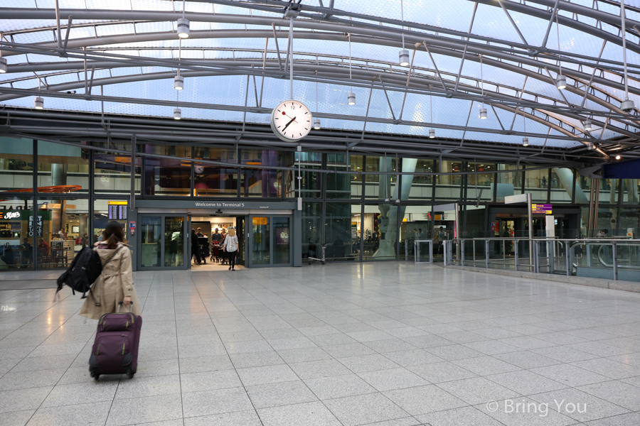 希斯洛機場前往倫敦交通