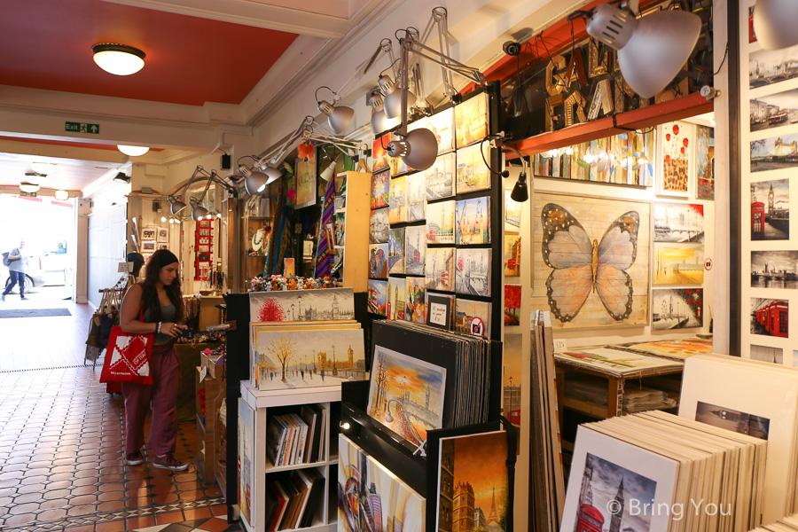Camden Market 倫敦肯頓市集