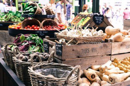 【倫敦必逛】泰晤士河南岸百年古市集 -「波羅市場Borough Market」美食之旅
