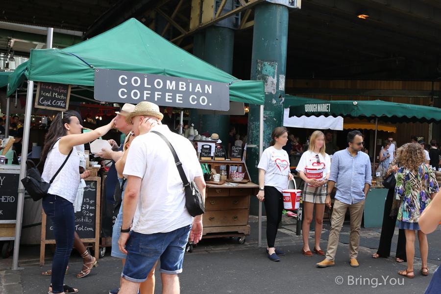 倫敦波羅市場Borough Market