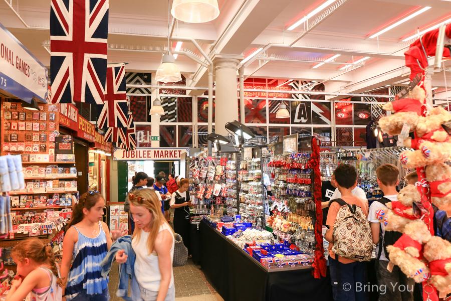 【倫敦】柯芬園市集 Covent Garden Market 必逛景點&必買&附近美食&交通攻略)