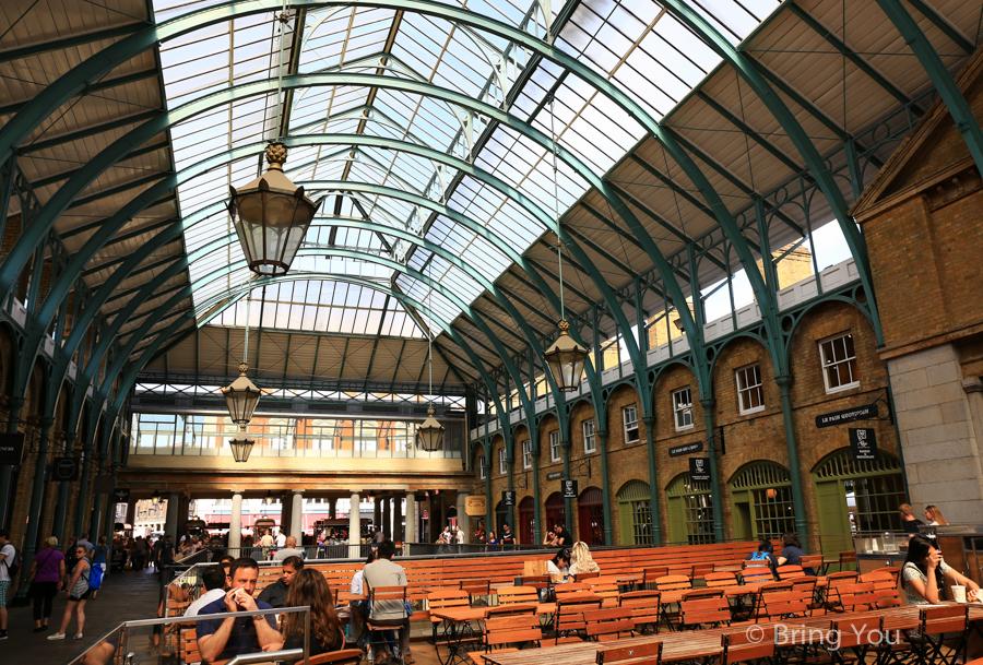 倫敦柯芬園市集 Covent Garden Market