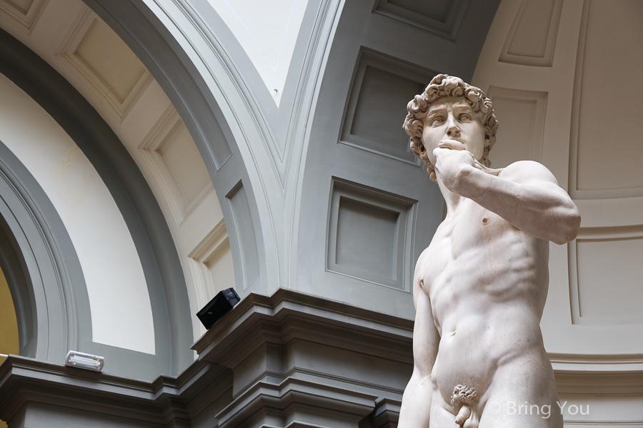 【義⼤利佛羅倫斯】學院美術館:世界美術最高學府必看⽶開朗基羅「⼤衛像」