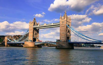 【英國倫敦自由行】2019這樣玩倫敦超好玩!倫敦旅遊景點/行程安排/交通攻略/必吃美食/住宿推薦