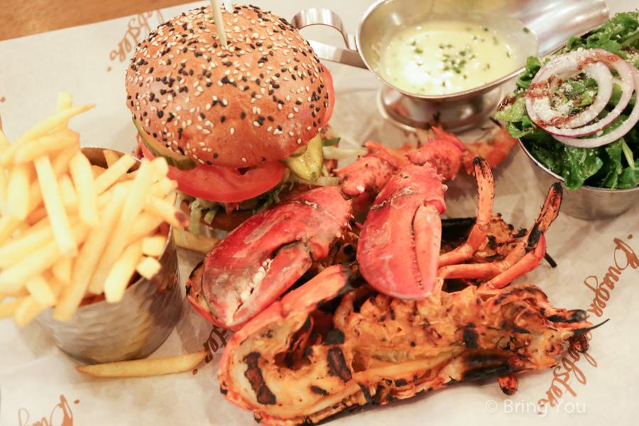 【倫敦必吃美食推薦】Burger & Lobster 龍蝦:SOHO區超好吃之嚼勁無比的英國龍蝦大餐