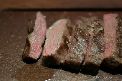 【倫敦便宜好吃餐廳推薦】英國真的有美食!「Flat Iron Steak」只要10英鎊的美味牛排(Piccadilly Circus)