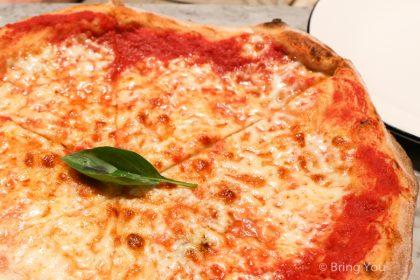 【倫敦平價餐廳】英國連鎖義大利餐廳「Pizza Express」,外食好選擇|柯芬園店