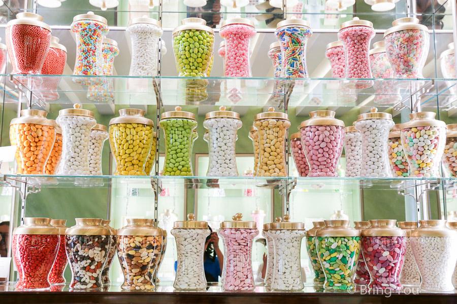 【米蘭下午茶咖啡廳推薦】Prada投資的義大利百年甜點店「Pasticceria Prada Marchesi 1842」