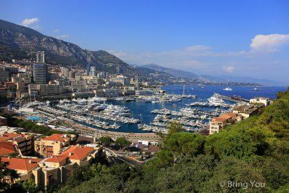 【法國自助|摩納哥旅遊景點】朝聖全世界最奢華有錢的城市 - 蒙地卡羅