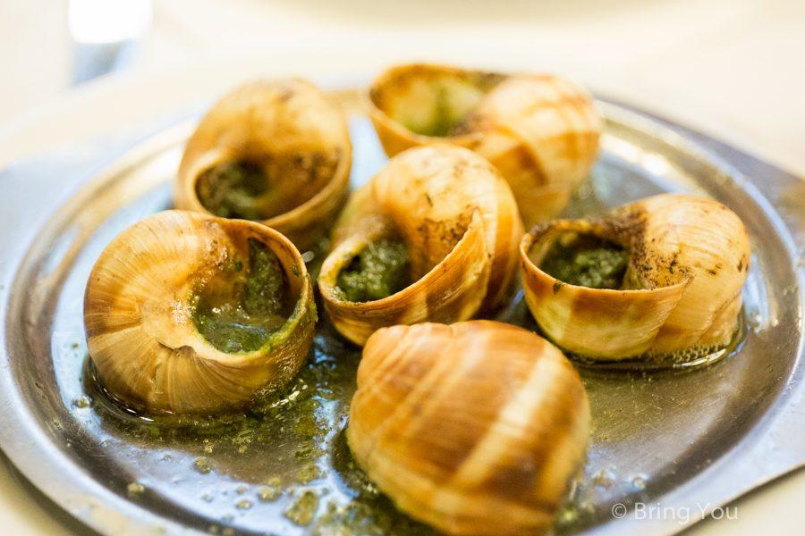 法國美食, 巴黎必吃