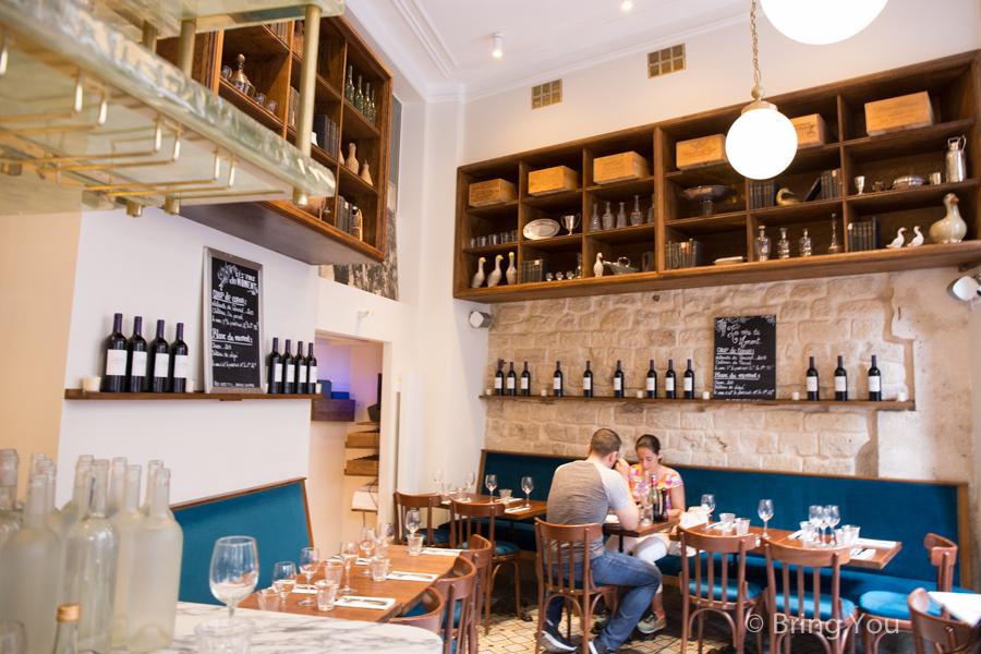 【巴黎必吃美食餐廳推薦】法國超好吃鵝肝料理,le Comptoir de la Gastronomie