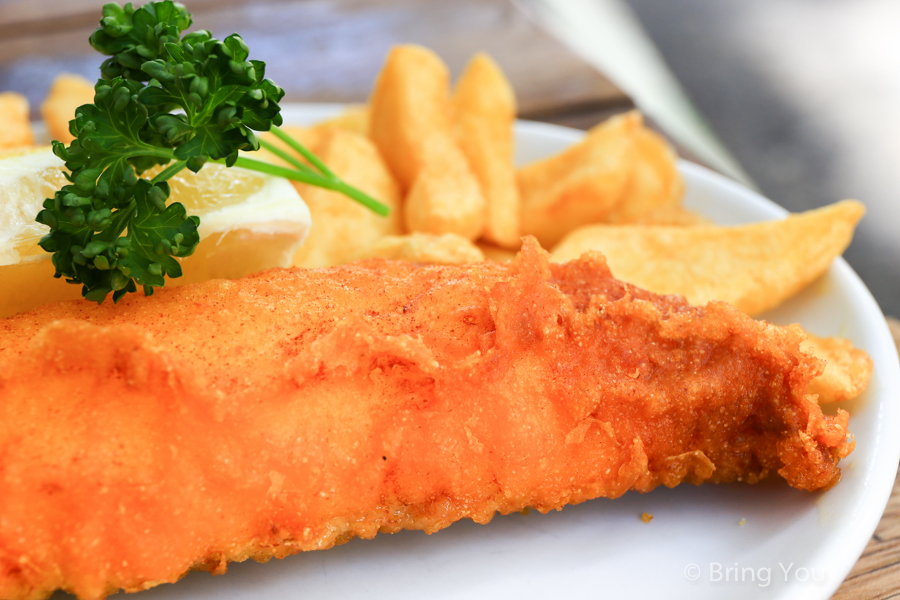 【倫敦炸魚薯條】Rock and Sole Plaice:柯芬園令人震驚的英國百年炸魚薯條店