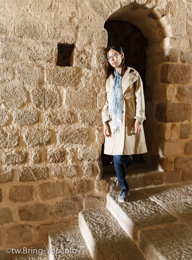 聖米歇爾-充滿歲月的石階