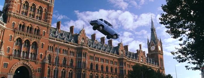 英國哈利波特景點