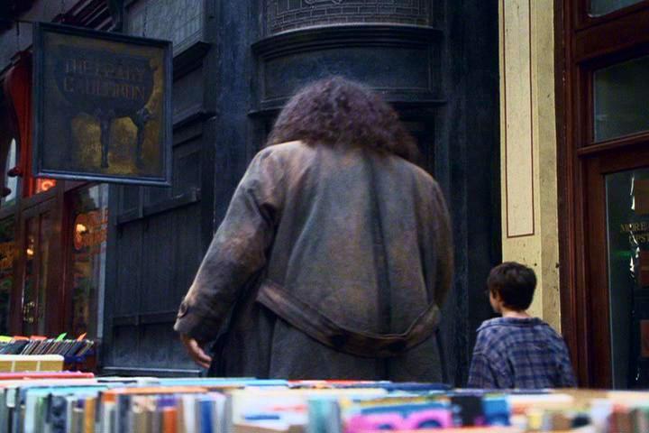 The Leaky Cauldron英國哈利波特景點