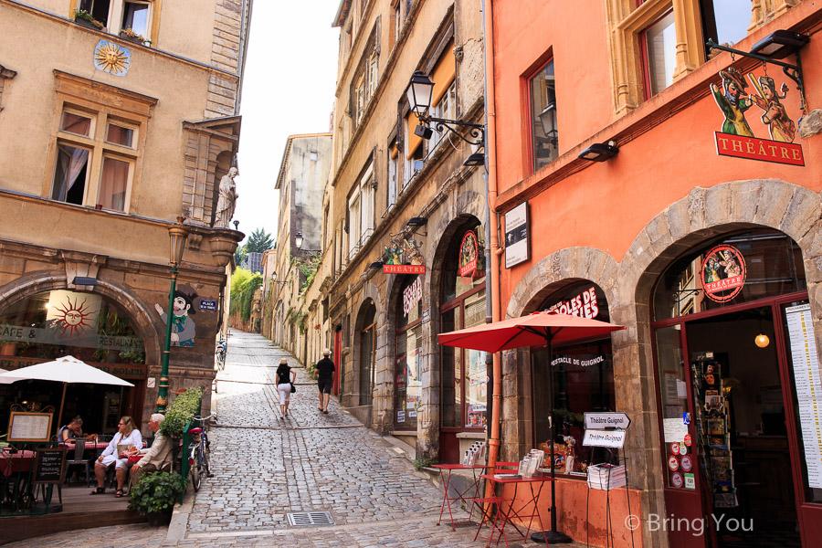 【法國】里昂一日遊攻略:里昂旅遊景點,走跳美食之都