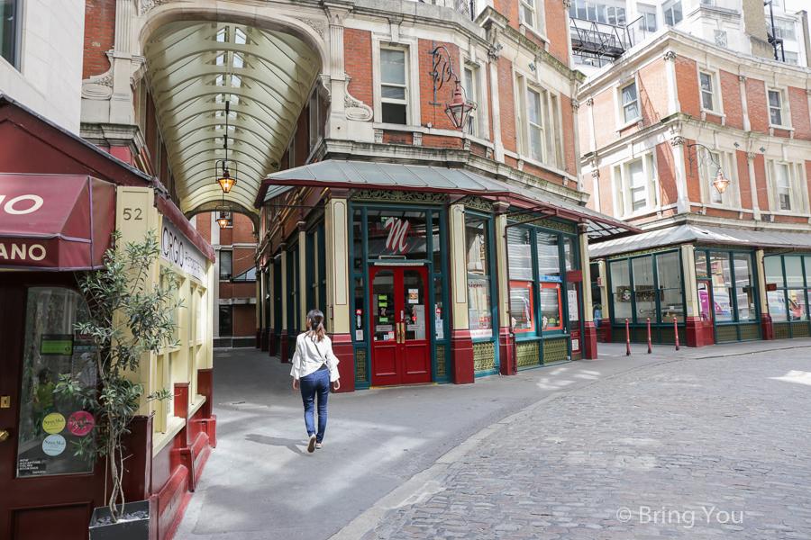 london-leaden-hall-market-英國哈利波特景點