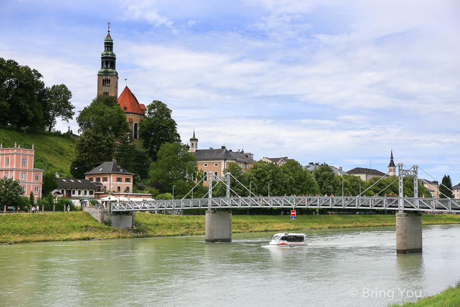 【薩爾斯堡一日遊】Salzburg旅遊景點、交通、住宿、行程攻略,來去莫札特音樂之都走走