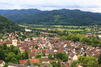 【德國南部旅遊景點】搭火車公車暢遊黑森林Schwarzwald,不自駕交通攻略/住宿推薦