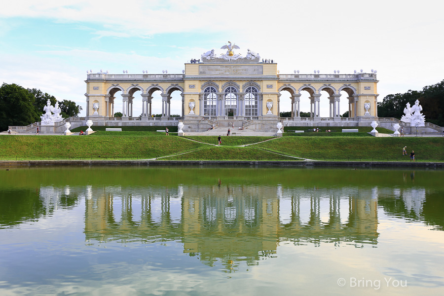 【奧地利維也納】熊布朗宮(美泉宮):茜茜公主迷必訪哈布斯堡家族皇室宮殿&花園