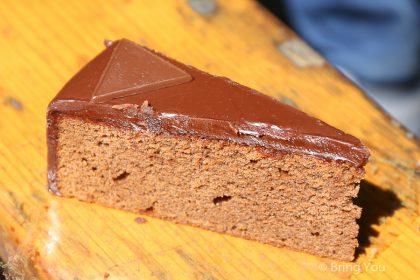 【維也納百年咖啡館】德梅爾蛋糕店Cafe Demel,品嘗經典巧克力 - 沙河蛋糕