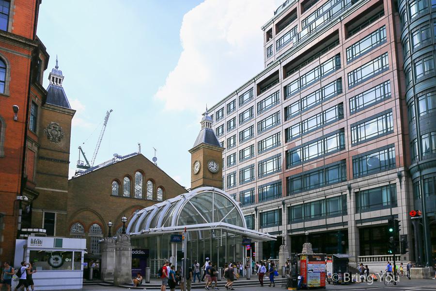 老斯皮塔佛德市集Old Spitalfields Market