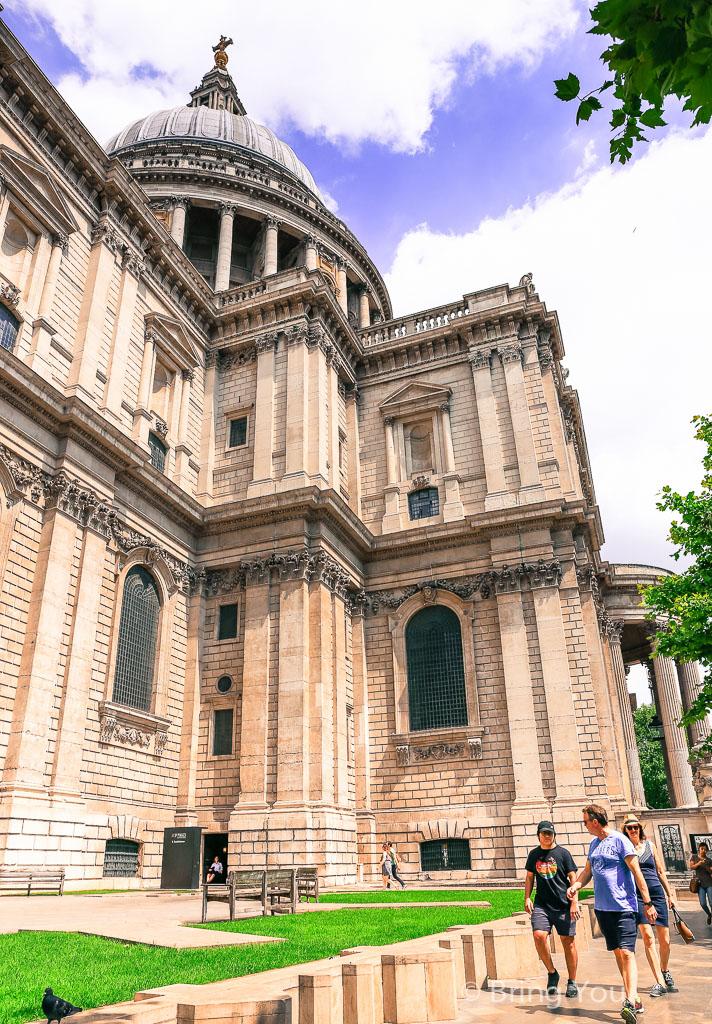 倫敦聖保羅教堂 St Paul's Cathedral