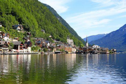 【奧地利景點】哈修塔特(Hallstatt)交通攻略,此生必來的歐洲湖區小鎮?!