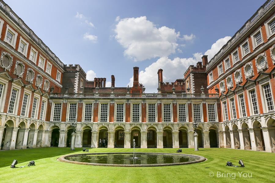 倫敦漢普頓宮