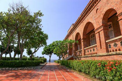 【高雄西子灣景點】打狗英國領事館文化園區古典玫瑰園下午茶