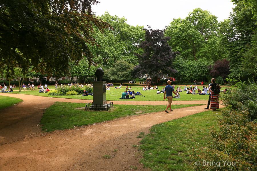 london-Gordon Square