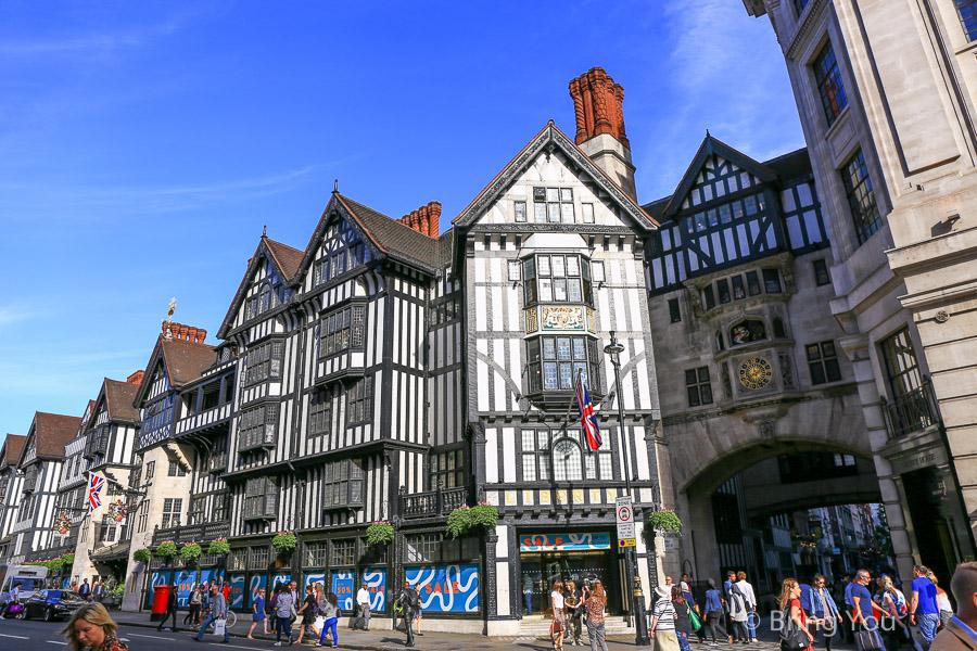 【英國倫敦必逛】Piccadilly Circus皮卡迪利圓環、攝政街、牛津街、蘇活區Soho