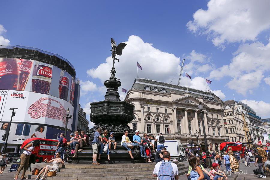 Piccadilly Circus倫敦皮卡迪利圓環