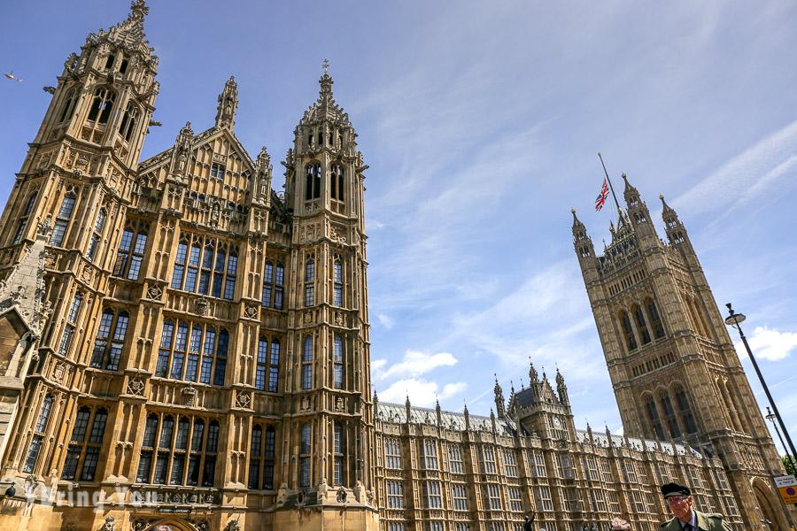 倫敦國會大廈