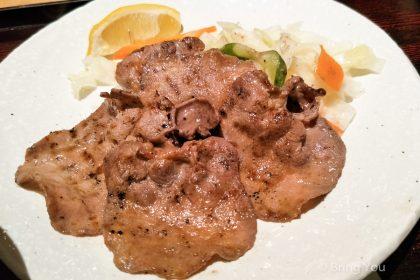 【福岡必吃超值早餐】たんやHAKATA ,博多車站B1博多一番街牛舌定食