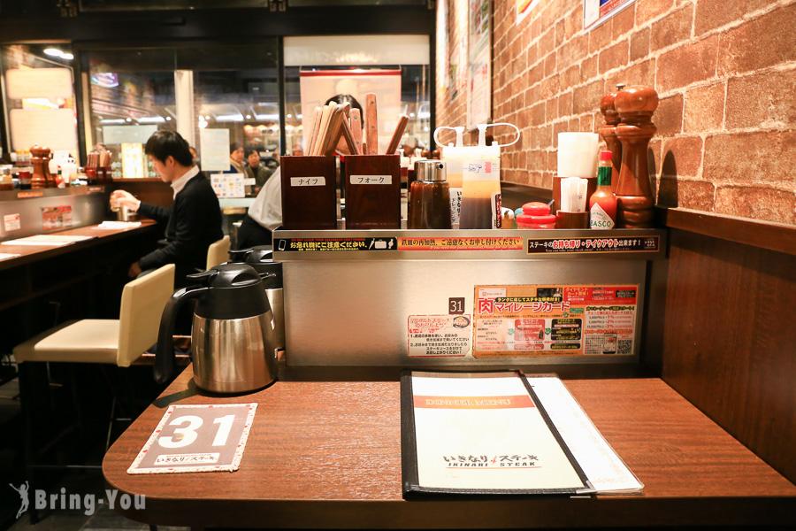Ikinari Steak 京都河原町三条店