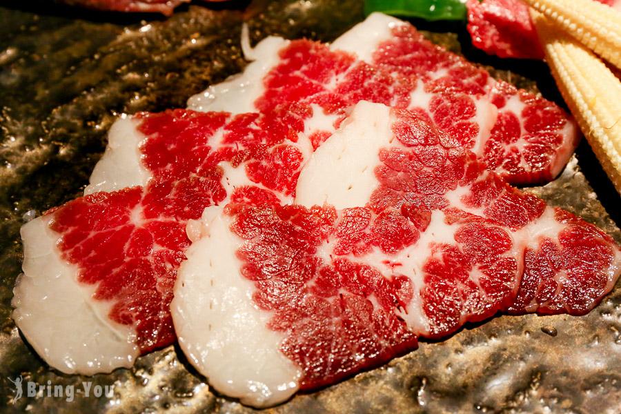 【熊本美食】馬櫻 馬肉料理專門店,馬肉刺身及燒肉好吃推薦(熊本下通り店)