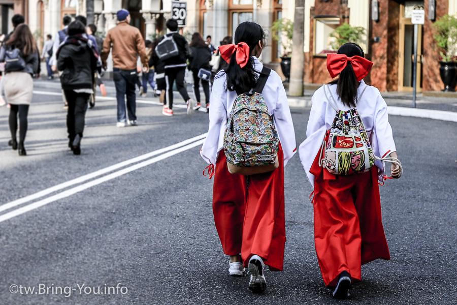 大阪環球影城萬聖節