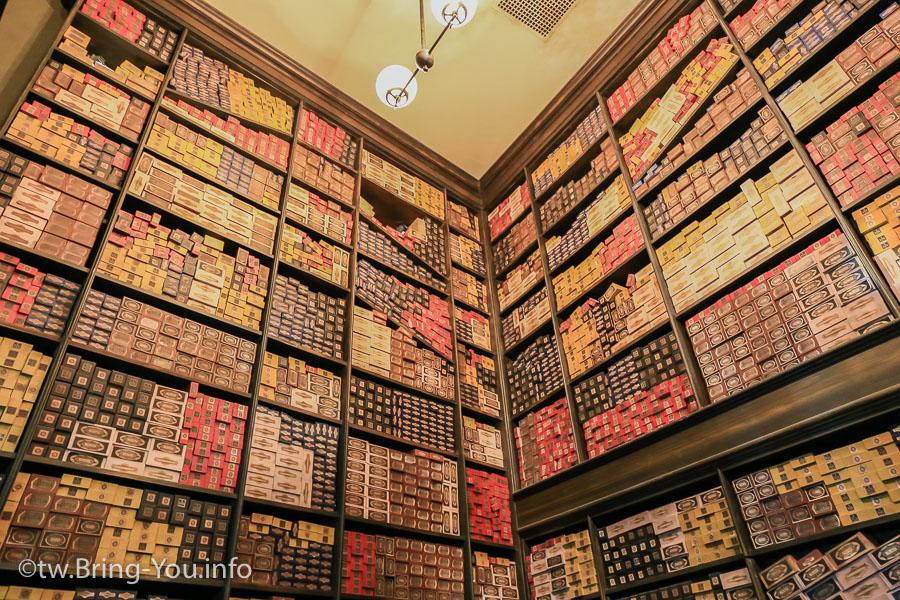 【大阪】日本環球影城 哈利波特魔法世界必買魔杖、圍巾商品攻略