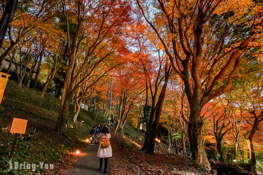 比叡山登山纜車「八瀨站」