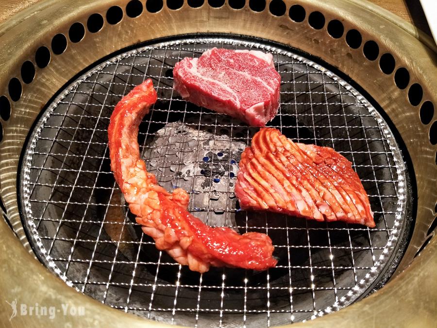 大阪あぶりや國產牛燒肉吃到飽