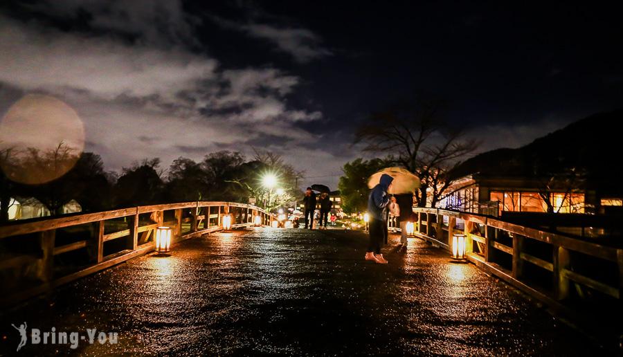嵐山花燈路