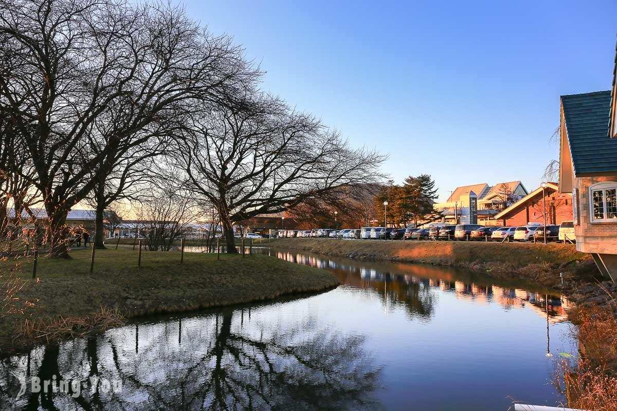 輕井澤景點