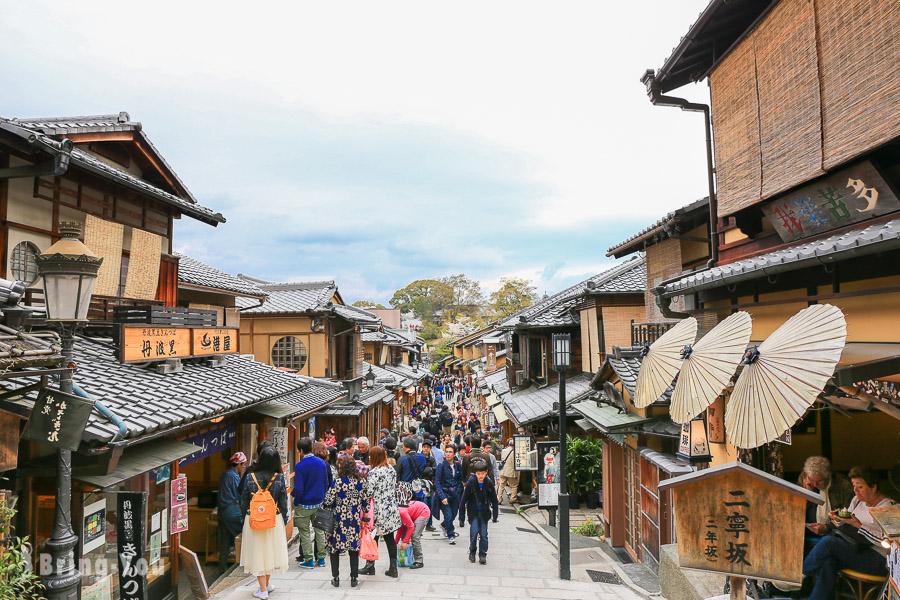 【京都自由行攻略】暢遊京都旅遊行程路線規劃安排懶人包